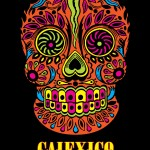 CALEXICO HAPPY SKULL