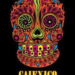 CALEXICO HAPPY SKULL