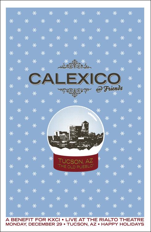 Calexico KXCI