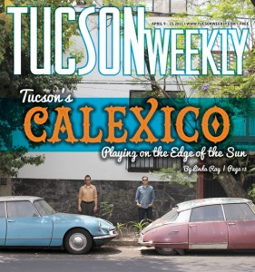 Tucson Weekly Cover